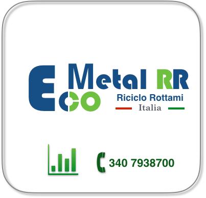 Acquisto Metalli Rottame Rame Ottone Acciaio Alluminio Piombo Raee Italia