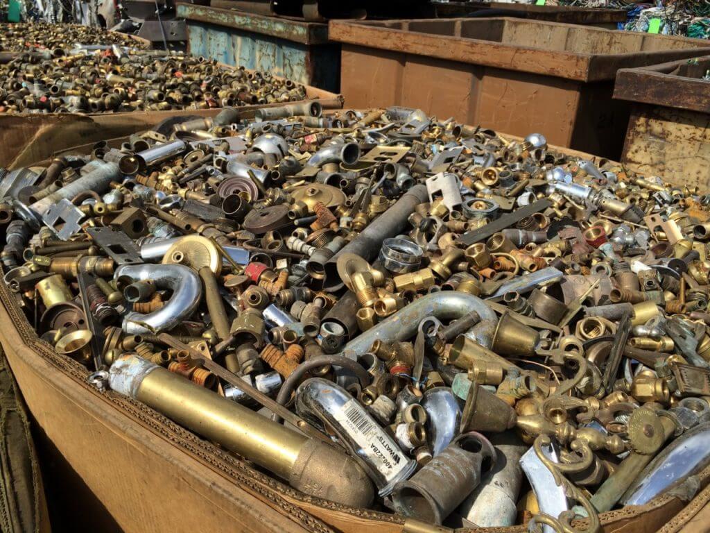 Raccolta Ferro Vecchio Catania raccolta e riciclo ottone | compravendita rottami e metalli