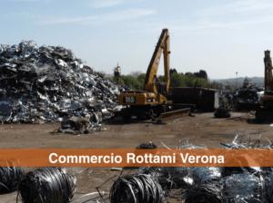 Commercio rottami Ferrosi Verona - EcoZac
