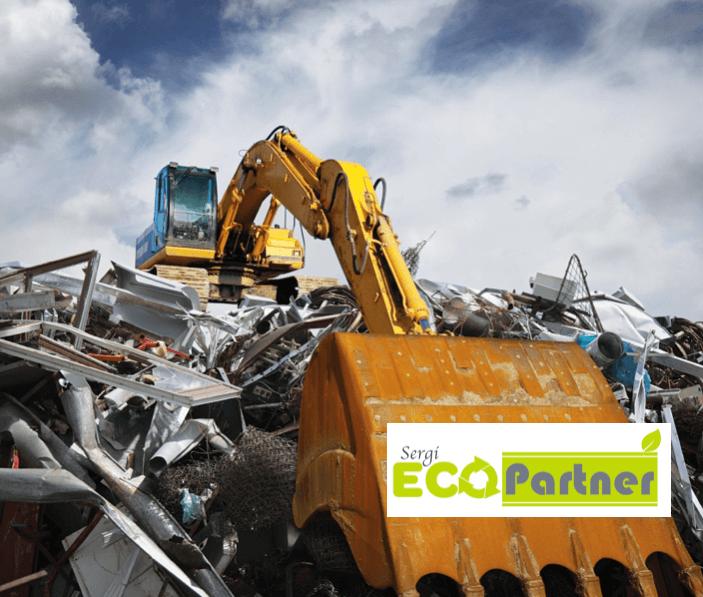 Commercio rottami Ferrosi Verona - Ecopartner