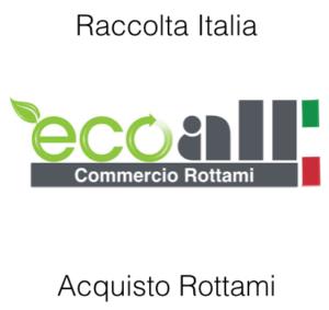 Compro Metalli Rottame Rame Ottone Acciaio Alluminio Piombo Raee Italia