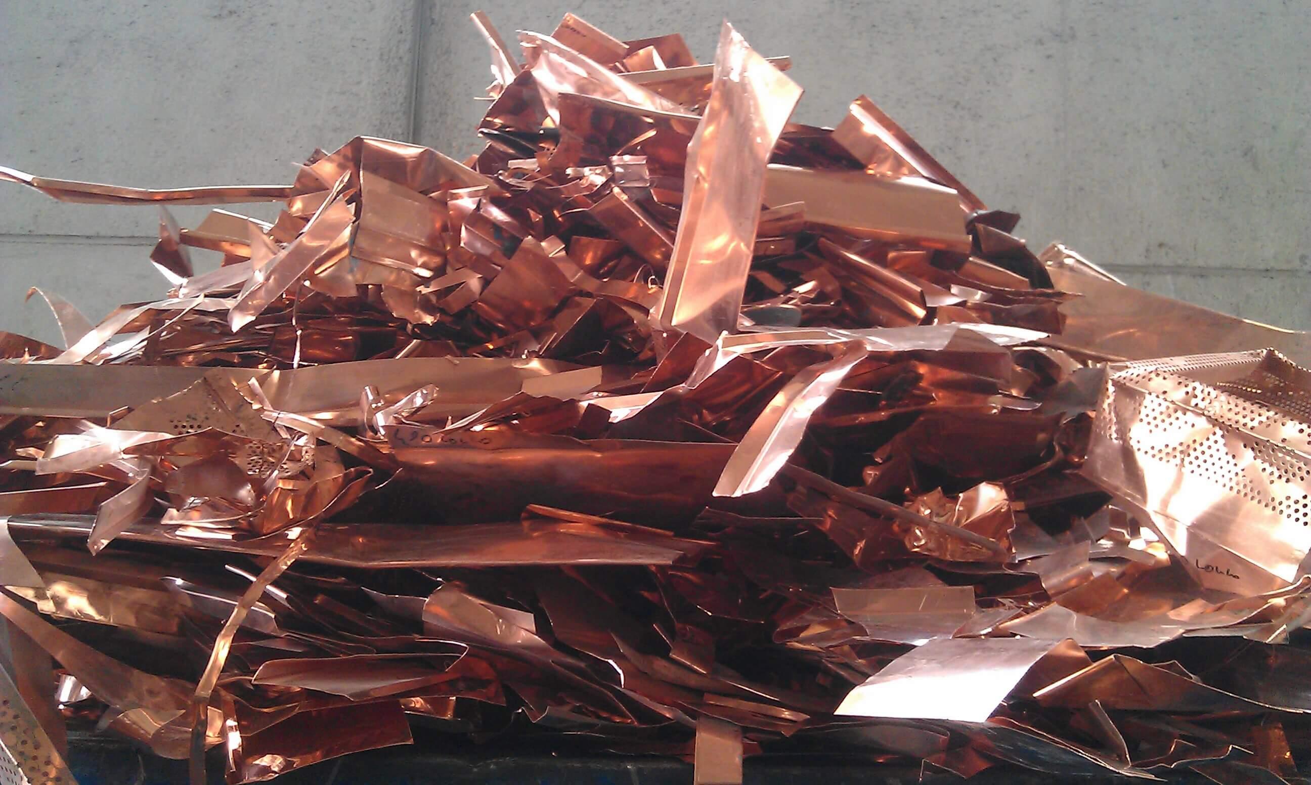 Acquisto metalli cavi elettrici rame ferro ottone ecc for Ottone quotazione
