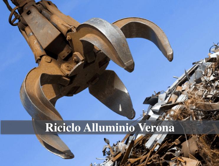 Raccolta Ferro Vecchio a Verona