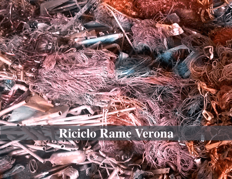 Riciclo Rame Verona