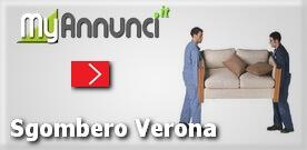Sgombero Cantine Verona